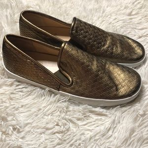 Vince camuto slip on sneakers